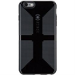 Чехол-накладка Speck CandyShell Grip для iPhone 6/6s (Чёрный/Серый) - фото 15445