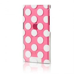Чехол-накладка Griffin для iPod Nano 7 (Дизайн: Exposed Dots.) - фото 15486