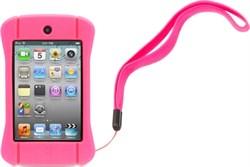 Чехол-накладка Griffin для iPod Touch 4 Gen (Цвет: Розовый) - фото 15498
