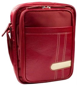 "Чехол-сумка Krusell GAIA для MacBook 12"" (Цвет: Красный) - фото 15559"