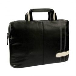"Чехол-сумка Krusell для MacBook до 13"" (Цвет: Чёрный) - фото 15601"