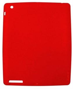Чехол-накладка Luxa2 Candy Case для iPad 2 (Цвет: Красный) - фото 15690