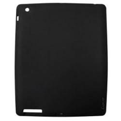 Чехол-накладка Luxa2 Candy Case для iPad 2 (Цвет: Чёрный) - фото 15706