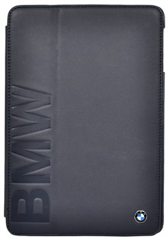 Чехол-книжка BMW для iPad Mini Retina Logo Signature Blue (Цвет: Синий) - фото 16004