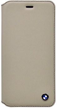 Чехол-книжка BMW для iPhone 6/6s plus Bicolor Booctype Grey/Black (Цвет: Бежевый) - фото 16021