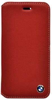 Чехол-книжка BMW для iPhone 6/6s plus Bicolor Booctype Red/Beige (Цвет: Красный) - фото 16029
