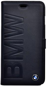 Чехол-книжка BMW для iPhone 6/6s plus Logo Signature Booktype Navy (Цвет: Синий) - фото 16049