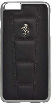 Чехол-накладка Ferrari для iPhone 6/6s plus 458 Hard Black (Цвет: Чёрный) - фото 16167