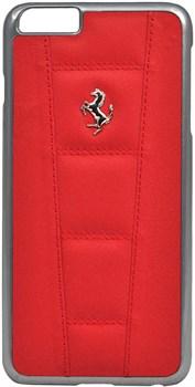 Чехол-накладка Ferrari для iPhone 6/6s plus 458 Hard Red (Цвет: Красный) - фото 16169