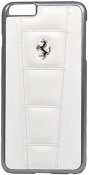 Чехол-накладка Ferrari для iPhone 6/6s plus 458 Hard White (Цвет: Белый) - фото 16176