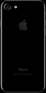 Apple iPhone 7 128 Gb Jet Black  (Черный оникс) A1778 оф. гарантия Apple - фото 16200