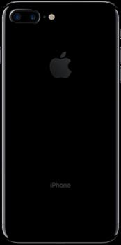 Apple iPhone 7 Plus 128 Gb Jet Black  (Черный оникс) - фото 16204