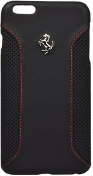 Чехол-накладка Ferrari для iPhone 6/6s plus F12 Hard Black (Цвет: Чёрный) - фото 16461