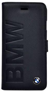 Чехол-книжка BMW для iPhone 6/6s Logo Signature Booktype Navy (Цвет: Синий) - фото 16621