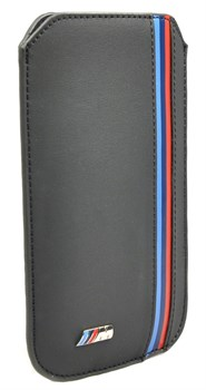 Чехол-карман BMW для iPhone 5/5s M-collection Sleeve Perforated (Цвет: Чёрный) - фото 16657