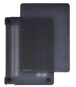 """Защитная накладка Uniq Husk Pro для MacBook 12"""" (Цвет: Чёрный) - фото 16887"""