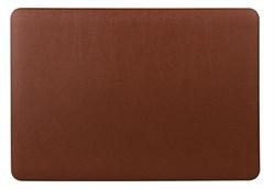 """Защитная накладка Uniq для Macbook 12"""" HUSK Pro TUX (Цвет: Коричневый) - фото 16896"""