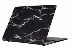 """Защитная накладка Uniq для Macbook Pro Retina 13"""" HUSK Pro Marbre (Цвет: Чёрный) - фото 16913"""