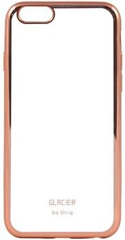 Чехол-накладка Uniq для iPhone 6/6S Glacier Glitz Rose gold (Цвет: Розовое золото) - фото 16924
