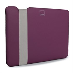 "Чехол-сумка Acme Sleeve Skinny для MacBook Pro 15"" (Цвет: Розовый/Серый) - фото 16954"