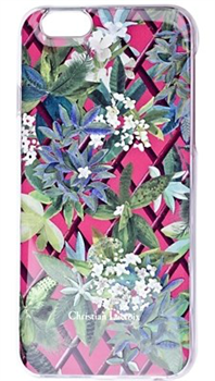 Чехол-накладка Lacroix для iPhone 6/6S CANOPY Grenade (Цвет: Розовый с цветами - фото 17146
