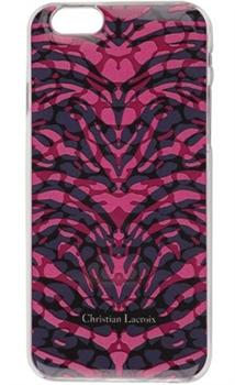 Чехол-накладка Lacroix для iPhone 6/6S PANTIGRE Hard Pink (Цвет: Розовый) - фото 17175