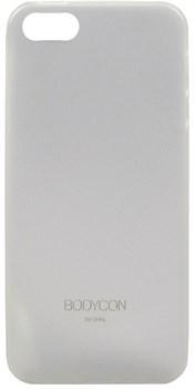 Чехол-накладка Uniq для iPhone SE/5S Bodycon Clear (Цвет: Прозрачный) - фото 17208