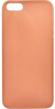 Чехол-накладка Uniq для iPhone SE/5S Bodycon Rose gold (Цвет: Розовое золото) - фото 17214