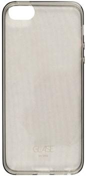 Чехол-накладка Uniq для iPhone SE/5S Glase Grey (Цвет: Серый) - фото 17241