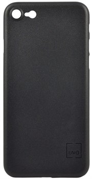 "Чехол-накладка Uniq для iPhone 7/8 Bodycon, цвет ""черный""  (IP7HYB-BDCBLK) - фото 17401"