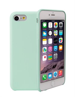 Чехол-накладка Uniq для iPhone 7/8 Outfitter Pastel green (Цвет: Зелёный) - фото 17414