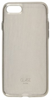 Чехол-накладка Uniq для iPhone 7/8 Glase Grey (Цвет: Серый) - фото 17423