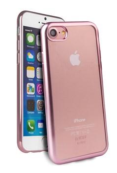 Чехол-накладка Uniq для iPhone 7/8 Glacier Frost Rose gold (Цвет: Розовое золото) - фото 17444