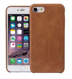 Чехол-накладка Uniq для iPhone 7/8 Outfitter Camel (Цвет: Коричневый) - фото 17451