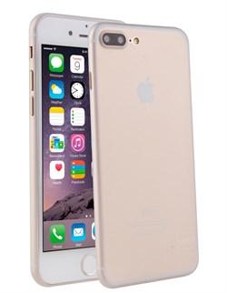 Чехол-накладка Uniq для iPhone 7 Plus/8 Plus  Bodycon Clear (Цвет: Прозрачный) - фото 17455