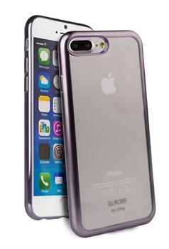 Чехол-накладка Uniq для iPhone 7 Plus/8 Plus  Glacier Frost Gunmetal (Цвет: Серый) - фото 17459