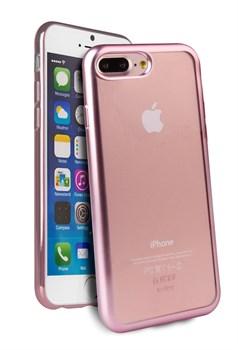 Чехол-накладка Uniq для iPhone 7 Plus/8 Plus  Glacier Frost Rose gold (Цвет: Розовое золото) - фото 17461