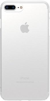 Чехол-накладка Just mobile TENC для iPhone 7 Plus/8 Plus  (Цвет: Прозрачный) - фото 17515