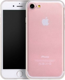 Чехол-накладка Hoco Light Series TPU для Apple iPhone 7/8 (Цвет: Прозрачный) - фото 17777