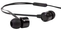 Наушники-вкладыши Probass MX101 Black с гартурой, 3.5мм Jack (Цвет: Чёрный) - фото 17920