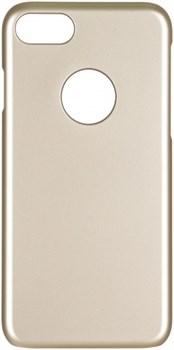 Чехол-накладка iCover iPhone 7/8 Rubber, цвет «золотой» (IP7-RF-GD) - фото 18074