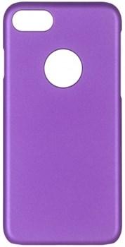Чехол-накладка iCover iPhone 7/8 Rubber, цвет «фиолетовый» (IP7-RF-PP) - фото 18123