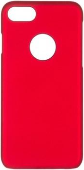Чехол-накладка iCover iPhone 7/8 Rubber, цвет «красный»  (IP7-RF-RD) - фото 18129