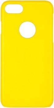 Чехол-накладка iCover iPhone 7/8 Rubber, цвет «желтый» (IP7-RF-YL) - фото 18147