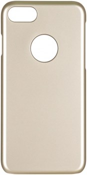 Чехол-накладка iCover iPhone 7/8 Glossy, цвет «золотой» (IP7-G-GD) - фото 18153