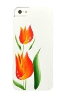 Чехол-накладка iCover для iPhone SE/5/5S Flower SG06 ручная роспись - фото 18158