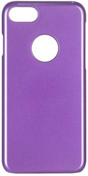 Чехол-накладка iCover iPhone 7/8 Glossy, цвет «фиолетовый» (IP7-G-PP) - фото 18180