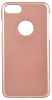 Чехол-накладка iCover iPhone 7/8 Glossy, цвет «розовое золото» (IP7-G-RGD) - фото 18192