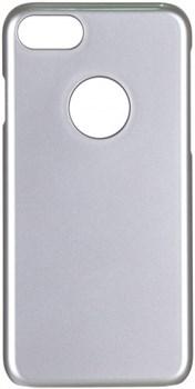 Чехол-накладка iCover iPhone 7/8 Glossy, цвет «серебристый» (IP7-G-RGD) - фото 18199