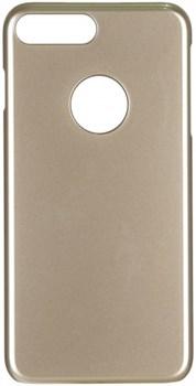 Чехол-накладка iCover iPhone 7 Plus/8 Plus  Glossy, цвет «золотой» (IP7P-G-GD) - фото 18219